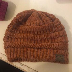 C.C hat